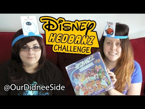 THE GREAT TURTLE FIGHT OF 2015 (Disney Hedbanz)