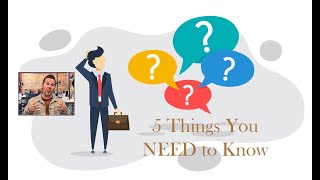 5 Things to Consider When Buying a Home Now