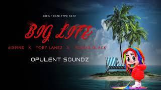 Big Life 6IX9INE/KODAK Type Beat - KIKA/ZEZE (ft. Tory Lanez, Travis Scott, Offset) | 2018