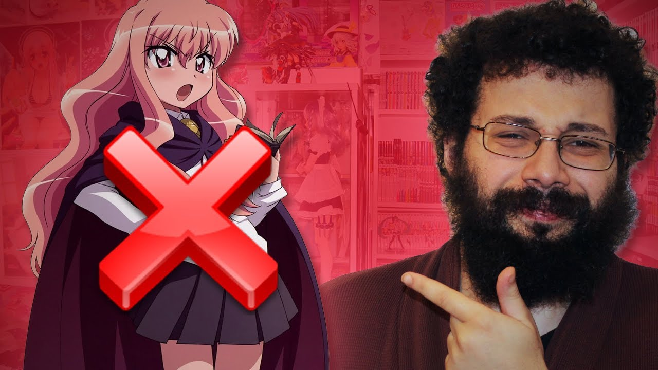 Les trucs PÉNIBLES dans les Anime - Ermite Moderne REDIFF