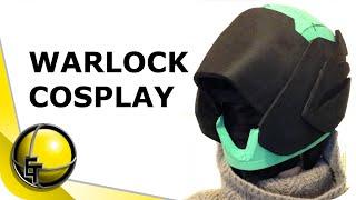 DESTINY WARLOCK COSPLAY - My Helmet - In-depth