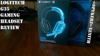 Logitech G35 USB Gaming Headset Review