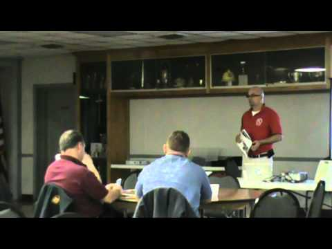 NationalFireEscapeAssociation.Org -  Fire Escape Awareness Seminar Newport RI 800-649-3333 Part 2