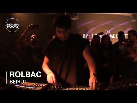 Rolbac | The Ballroom Blitz X Boiler Room