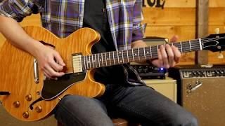 Gibson Memphis 1959 ES 335 Hand Selected TB Natural