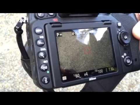 03c8926dab Nikon D750 Display Monitor Problems - YouTube
