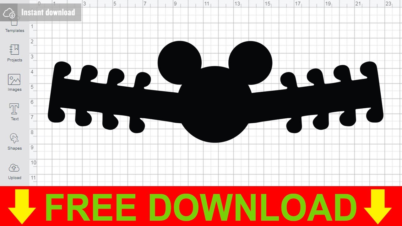 Ear Saver Disney Svg Free Cut Files For Cricut Silhouette Free Download Youtube