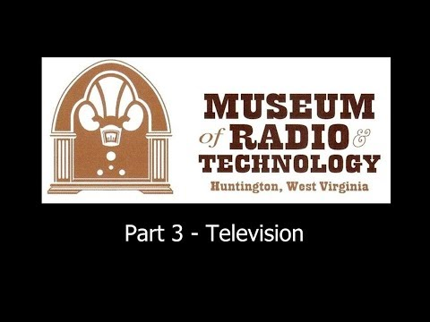 Museum of Radio and Technology Part 3 - Televsion