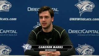 UNH Closes Out Regular Season With Northeastern (2.21.18)
