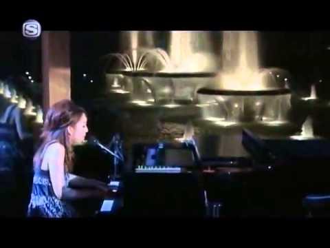 Rie Fu  - Tsuki Akari Live performance (Darker than black anime ending song)