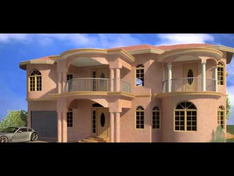 Awesome designs jamaica necca construction detailing for Jamaican house designs