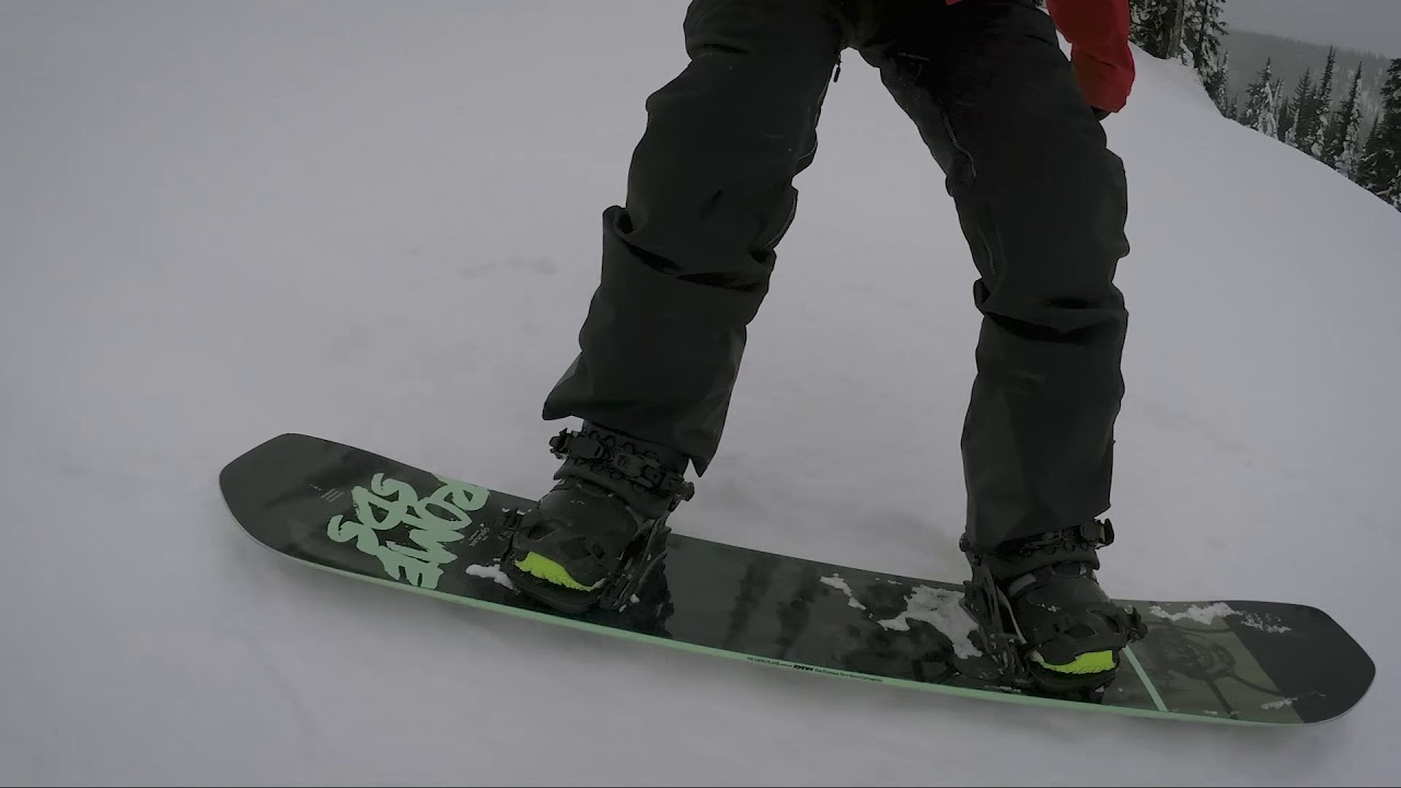 Rome Gangplank Snowboard Review - YouTube