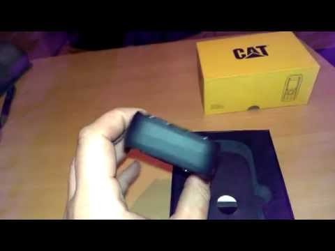 CAT B25 outdoor handy, Cat B25 Unboxing