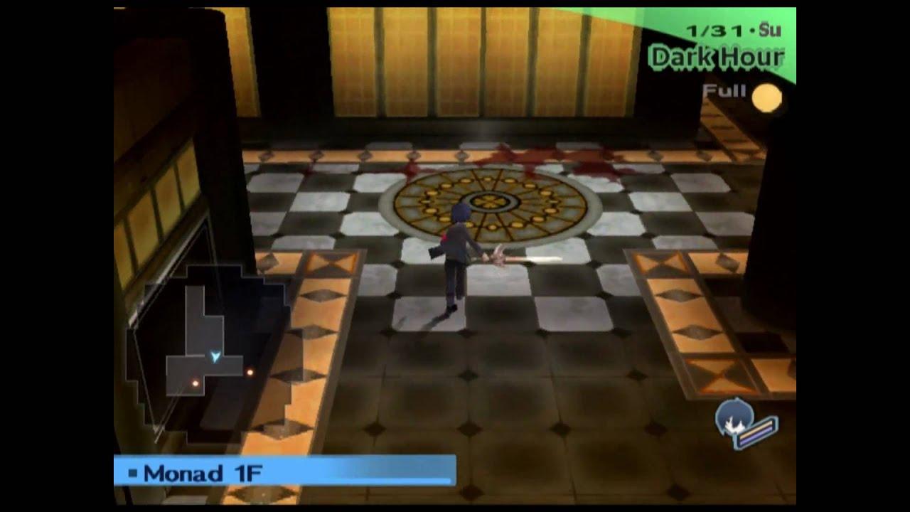 Persona 3 On PCSX2