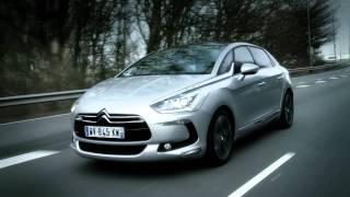 Citroën DS5 vs Peugeot 508 SW (English Subtitled)