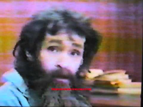 "Steve Grogan ""Clem Tuffs"" Charles Manson Family let out of Prison told where Shorty Shea was Burried"
