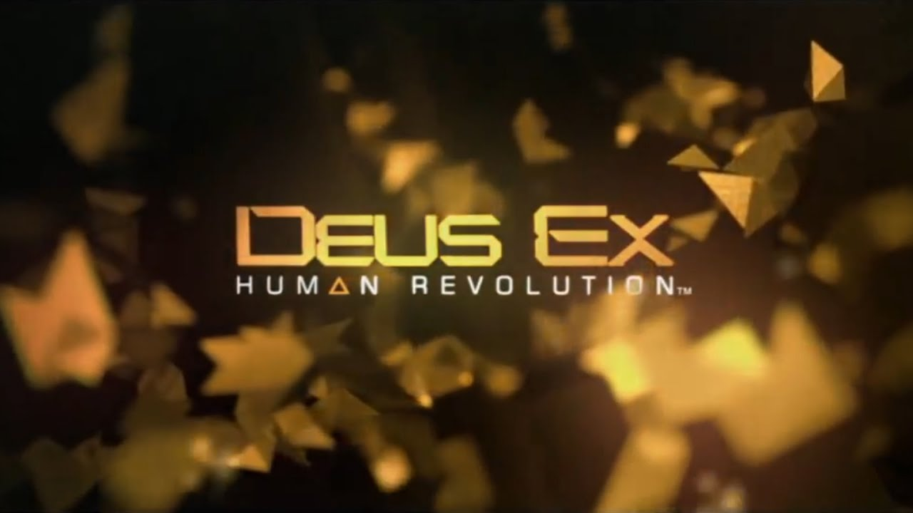 Shor - Deus Ex: Human Revolution - 'They Can't Stop The Future' Trailer (Demo)
