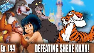 Defeating shere khan! - disney magic kingdoms gameplay - ep. 144