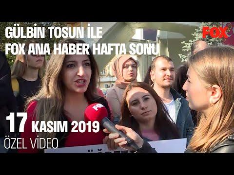Öğretmenler atama bekliyor! 17 Kasım 2019 Gülbin Tosun ile FOX Ana Haber Hafta Sonu