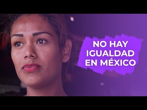 Transexuales, mujeres y jóvenes los más discriminados en México: ENADIS 2017