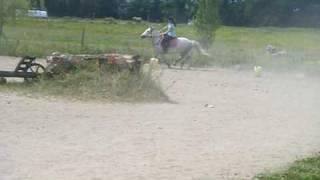 Mathilde à cheval.avi