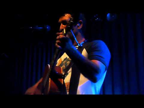 Pete Murray - Saving Grace live @ 013 Tilburg 08.04.2012