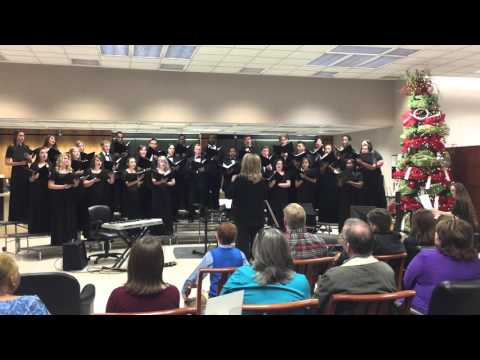 Meridian Community College Concert Choir Wishing Everyone a Merry Christmas!