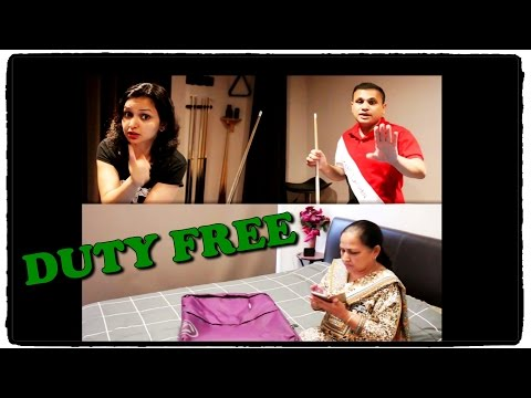 Duty Free | Sheorans | Funny Video