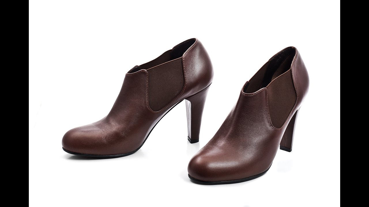 Модные женские туфли на каблуке. Стремление женщин привлечь внимание сильной половины человечества, всегда было напрямую связано с.