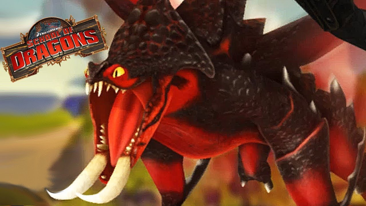 School of Dragons: Dragons 101 - The Deathgripper - YouTube