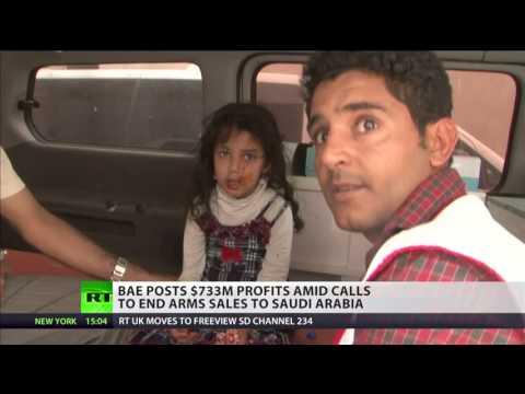 BAE posts $733m profit amid calls to end Saudi arms sales