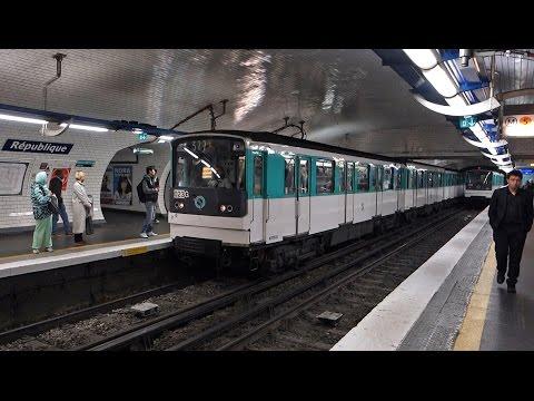 Métro de Paris - République