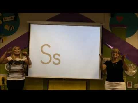Letters and Letter Sounds by Mrs Marles and Mrs Dobbs