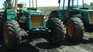 #1831. Home-made Tractors [RUSSIAN SUPER AUTO]
