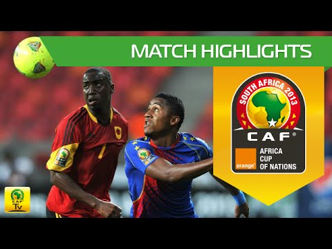 Cape Verde - Angola | CAN Orange 2013 | 27.01.2013