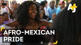 Afro-Mexicans: Dancing Their Way Back To Their Roots