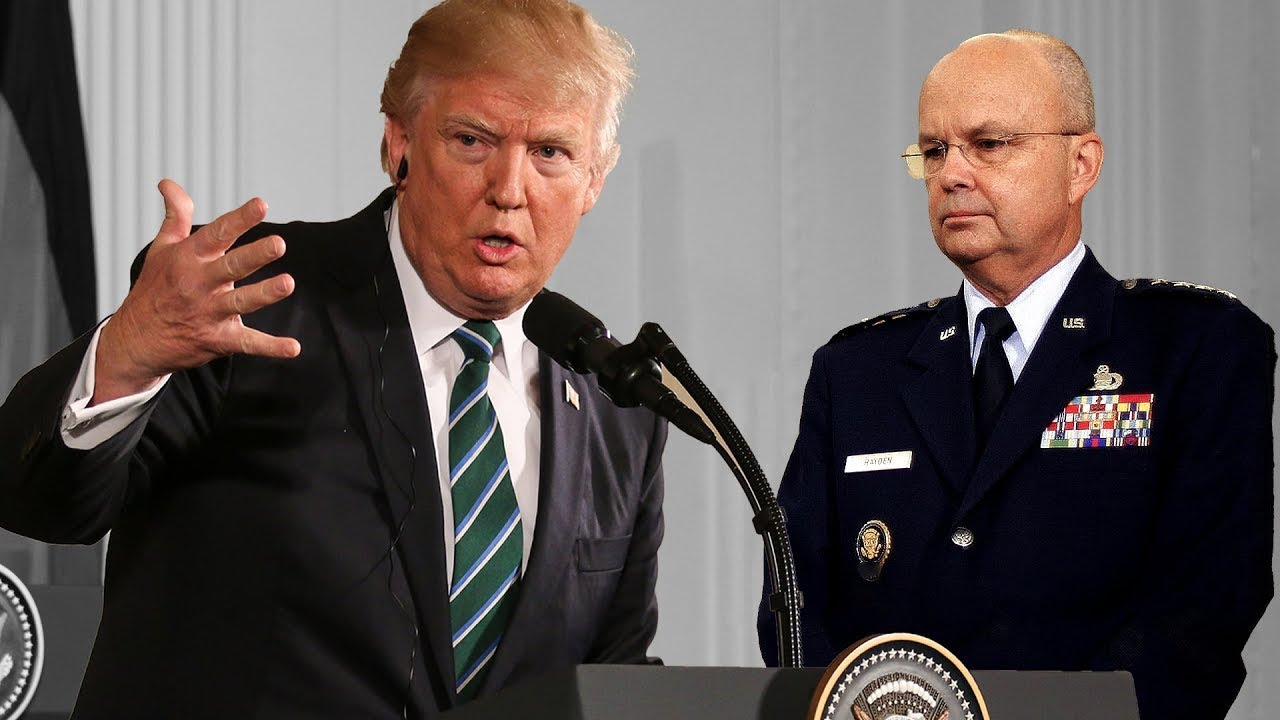 General Michael Hayden: If Trump Gets Another Term...