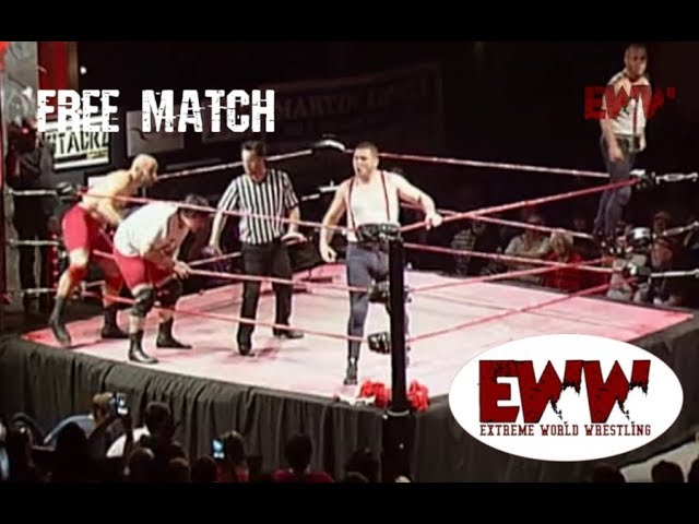 Free Match: The UK Hooligans Vs The Delightful Powers