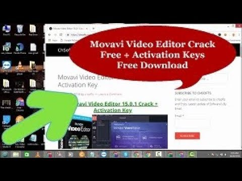 Movavi Video Editor 15 License Key Crack Youtube