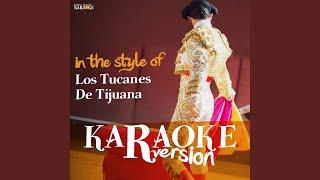 El Metro (Karaoke Version)