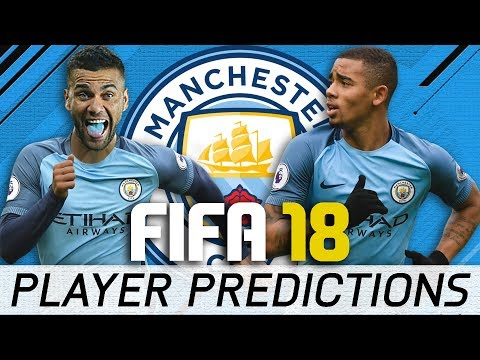 FIFA 18 Manchester City Player Ratings Predictions - Dani Alves a Solid Short Term Solution?