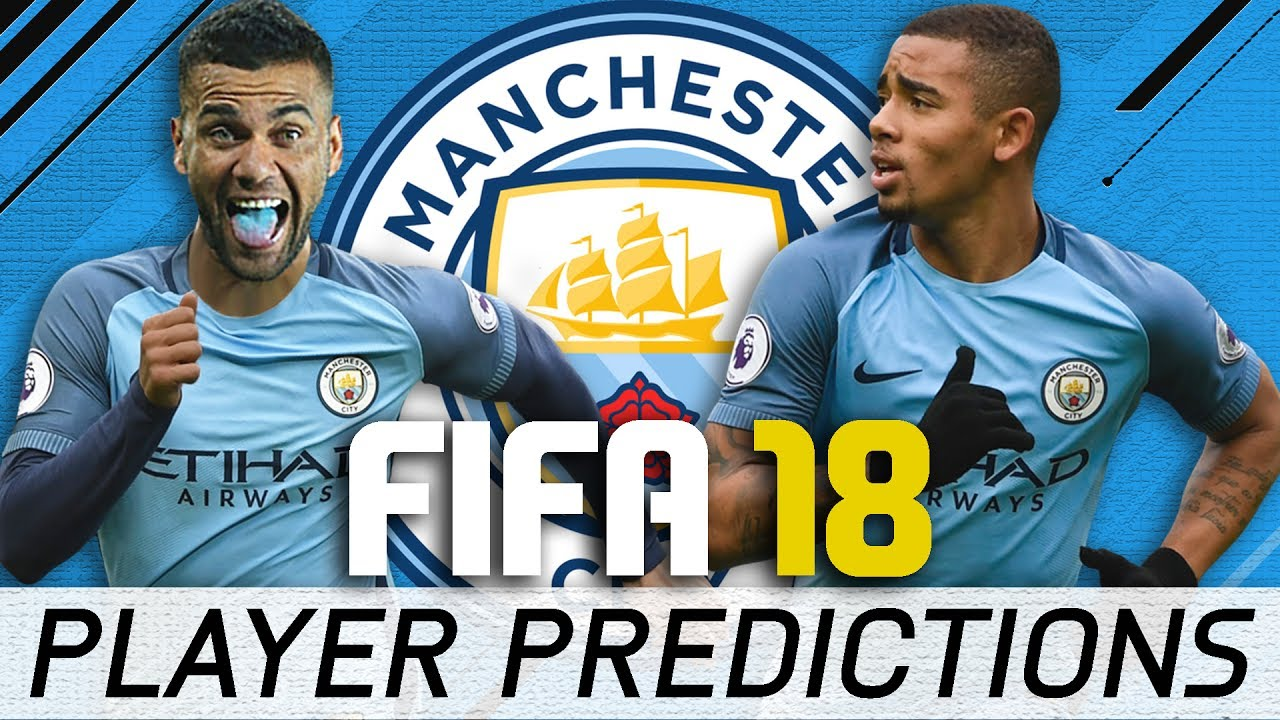 Fifa 18 Manchester City