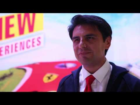 ATM 2016: Jesse Vargas, general manager, Ferrari World Abu Dhabi
