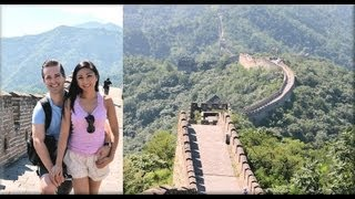 Part 2: Great Wall Of China! Mutianyu Toboggan! (aprilathena7)
