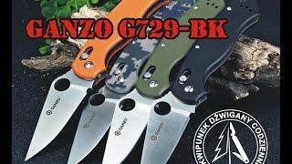 rEDCka - Ganzo G729-BK od GearBest