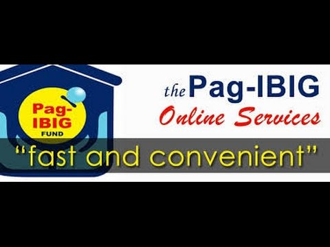 Pag Ibig Savings Online Payment System