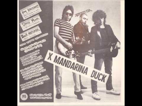 X Mandarina Duck -- Passengers