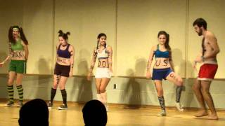 Harder, Better, Faster, Stronger - Fall 2010 Dance Tutorial