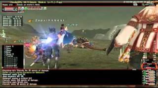Ffxi (voidwatch: Jeuno T1) Omniscient Vs Cherufe