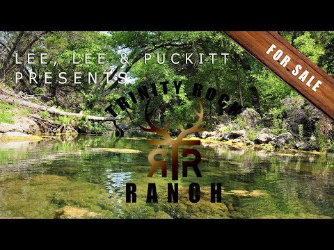 Trinity Rock Ranch | 928+/- Acres | Coryell County, Texas